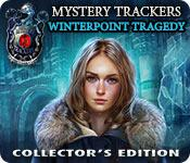 Función de captura de pantalla del juego Mystery Trackers: Winterpoint Tragedy Collector's Edition