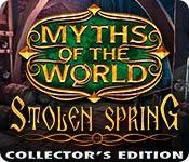 Función de captura de pantalla del juego Myths of the World: Stolen Spring Collector's Edition