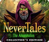 Función de captura de pantalla del juego Nevertales: The Abomination Collector's Edition