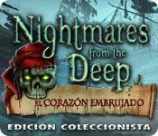 Función de captura de pantalla del juego Nightmares from the Deep: El Corazón Embrujado Edición Coleccionista