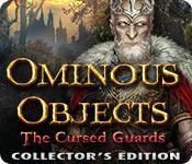 Función de captura de pantalla del juego Ominous Objects: The Cursed Guards Collector's Edition