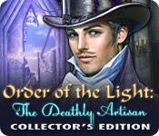 Función de captura de pantalla del juego Order of the Light: The Deathly Artisan Collector's Edition