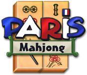 Función de captura de pantalla del juego Paris Mahjong