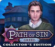 Función de captura de pantalla del juego Path of Sin: Greed Collector's Edition