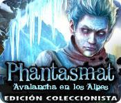 Función de captura de pantalla del juego Phantasmat: Avalancha en los Alpes Edición Coleccionista