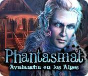Función de captura de pantalla del juego Phantasmat: Avalancha en los Alpes