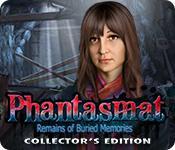 Función de captura de pantalla del juego Phantasmat: Remains of Buried Memories Collector's Edition