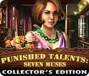 Función de captura de pantalla del juego Punished Talents: Seven Muses Collector's Edition