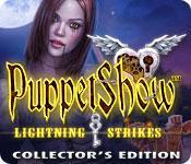 Función de captura de pantalla del juego PuppetShow: Lightning Strikes Collector's Edition