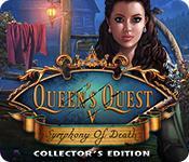 Función de captura de pantalla del juego Queen's Quest V: Symphony of Death Collector's Edition