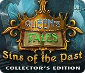 Función de captura de pantalla del juego Queen's Tales: Sins of the Past Collector's Edition