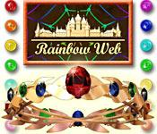 Rainbow Web game play