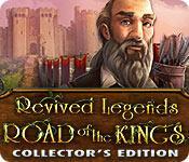 Función de captura de pantalla del juego Revived Legends: Road of the Kings Collector's Edition