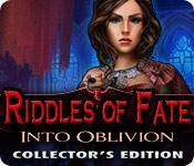 Función de captura de pantalla del juego Riddles of Fate: Into Oblivion Collector's Edition