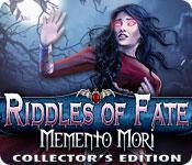 Función de captura de pantalla del juego Riddles of Fate: Memento Mori Collector's Edition