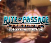 Función de captura de pantalla del juego Rite of Passage: Embrace of Ember Lake Collector's Edition