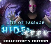 Función de captura de pantalla del juego Rite of Passage: Hide and Seek Collector's Edition