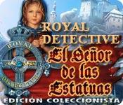 Función de captura de pantalla del juego Royal Detective: El Señor de las Estatuas Edición Coleccionista
