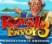Función de captura de pantalla del juego Royal Envoy 3 Collector's Edition