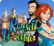 Función de captura de pantalla del juego Royal Trouble