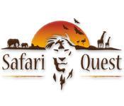 Función de captura de pantalla del juego Safari Quest