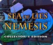 Función de captura de pantalla del juego Sea of Lies: Nemesis Collector's Edition