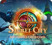 Función de captura de pantalla del juego Secret City: Mysterious Collection Collector's Edition
