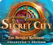 Función de captura de pantalla del juego Secret City: The Sunken Kingdom Collector's Edition