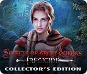 Función de captura de pantalla del juego Secrets of Great Queens: Regicide Collector's Edition