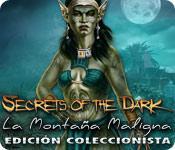 Función de captura de pantalla del juego Secrets of the Dark: La Montaña Maligna Edición Coleccionista