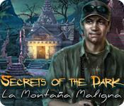 Función de captura de pantalla del juego Secrets of the Dark: La Montaña Maligna