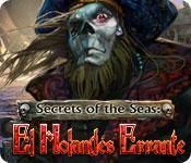 Función de captura de pantalla del juego Secrets of the Seas: El Holandés Errante