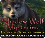 Función de captura de pantalla del juego Shadow Wolf Mysteries: La Perdición de la Familia Edición Coleccionista