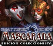 Función de captura de pantalla del juego Shattered Minds: Mascarada Edición Coleccionista