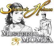 Sherlock Holmes: El Misterio de la Momia game play
