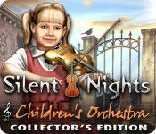 Función de captura de pantalla del juego Silent Nights: Children's Orchestra Collector's Edition