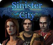Función de captura de pantalla del juego Sinister City