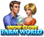 Función de captura de pantalla del juego Snow Globe: Farm World