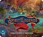 Función de captura de pantalla del juego Spirit Legends: Finding Balance Collector's Edition