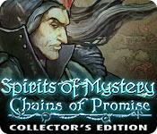 Función de captura de pantalla del juego Spirits of Mystery: Chains of Promise Collector's Edition