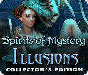 Función de captura de pantalla del juego Spirits of Mystery: Illusions Collector's Edition