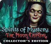 Función de captura de pantalla del juego Spirits of Mystery: The Moon Crystal Collector's Edition