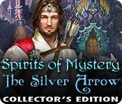 Función de captura de pantalla del juego Spirits of Mystery: The Silver Arrow Collector's Edition