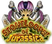 Stoneloops! of Jurassica game play
