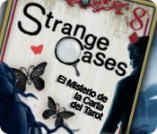 Strange Cases: El Misterio de la Carta del Tarot game play