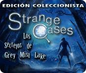 Función de captura de pantalla del juego Strange Cases: Los Secretos de Grey Mist Lake Edición Coleccionista