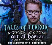 Función de captura de pantalla del juego Tales of Terror: Art of Horror Collector's Edition