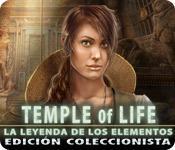 Función de captura de pantalla del juego Temple of Life: La Leyenda de los Elementos Edición Coleccionista