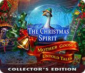 Función de captura de pantalla del juego The Christmas Spirit: Mother Goose's Untold Tales Collector's Edition
