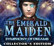 Función de captura de pantalla del juego The Emerald Maiden: Symphony of Dreams Collector's Edition